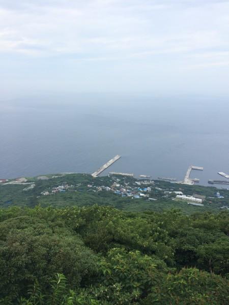 宮塚山山頂