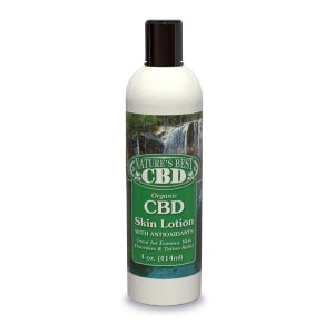 Picture of Nature's Best CBD Skin Lotion