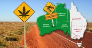 is marijuana legal in australia 1