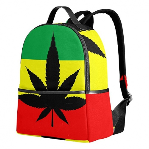 Dope Marijuana Theme Backpacks