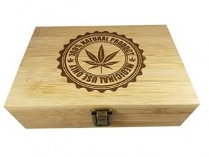 marijuana stash box