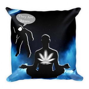 weed pillow