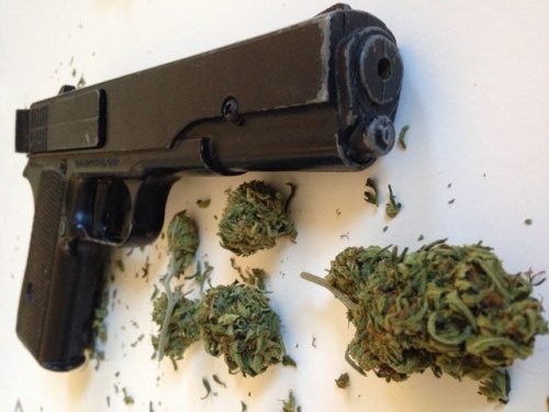 In California A Man Opens Fire At Hotel, For Staff Asking Him To Throw Away Weed