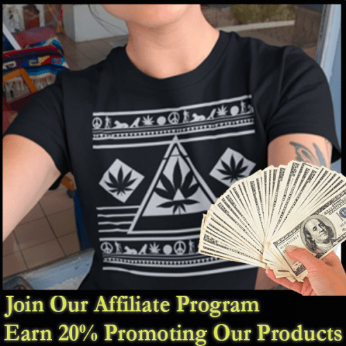 marijuana t shirt affiliate program marijuana blog