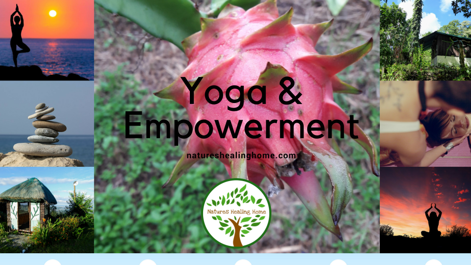 Natures Healing Home yoga and empowerment accommodation Philippines