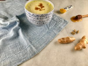 image is ginger good for colds?