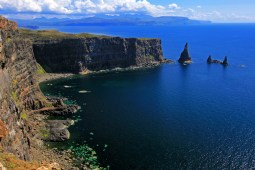 Enjoy Skye's extraordinary landscape with a hike to the Macleod's Maidens