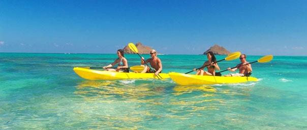 Benefits of a Kayak