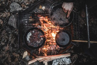 camping cooking items