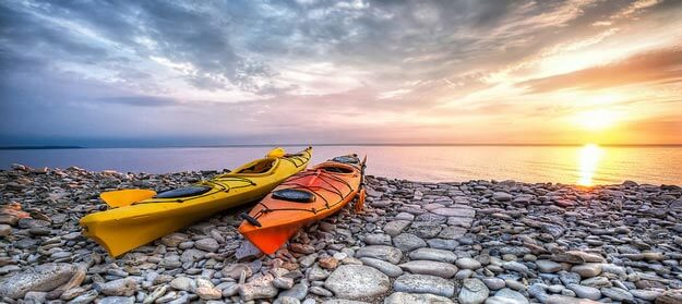 history of kayaks