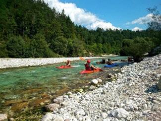 touing kayaks