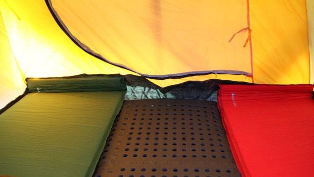 camping insulation
