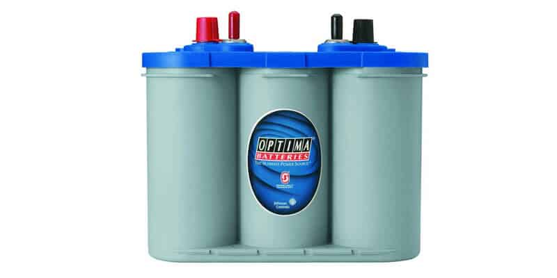 Optima Batteries 8016-103 D34M BlueTop Starting for Best Trolling Motor Battery