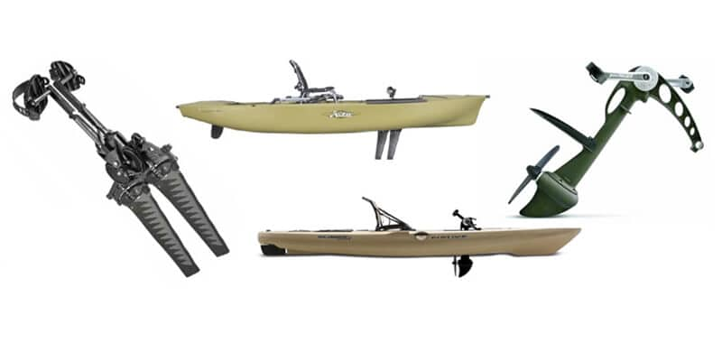 Pedal Kayak Advantages