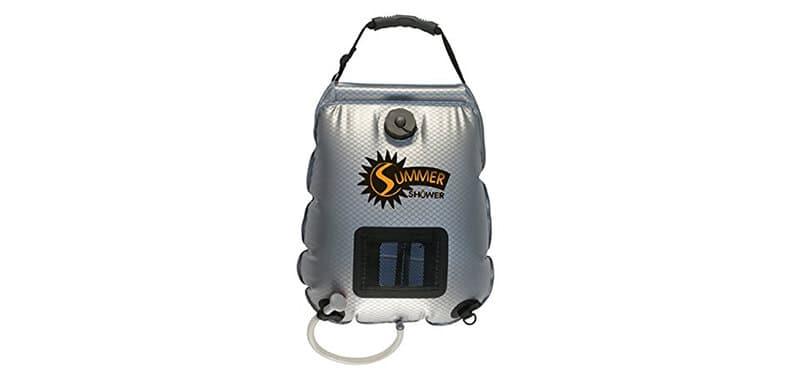 Advanced Elements 5 Gallon Summer Shower - Solar Shower