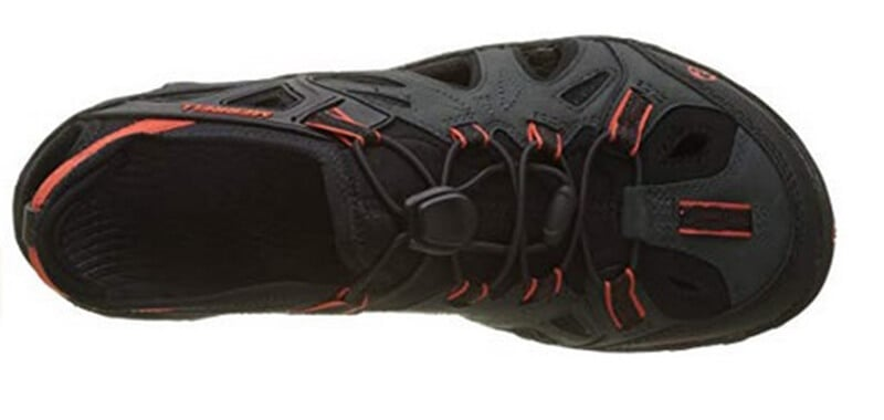 Merrell Men's All Out Blaze Sieve Water Shoe Specifications