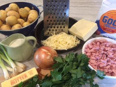 H&P Casserole Ingredients