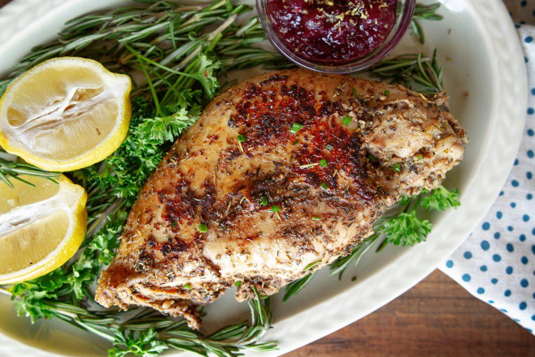 Organic Split Turkey Breast Recipe 3