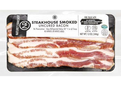 Steakhouse Smoked Uncured Bacon