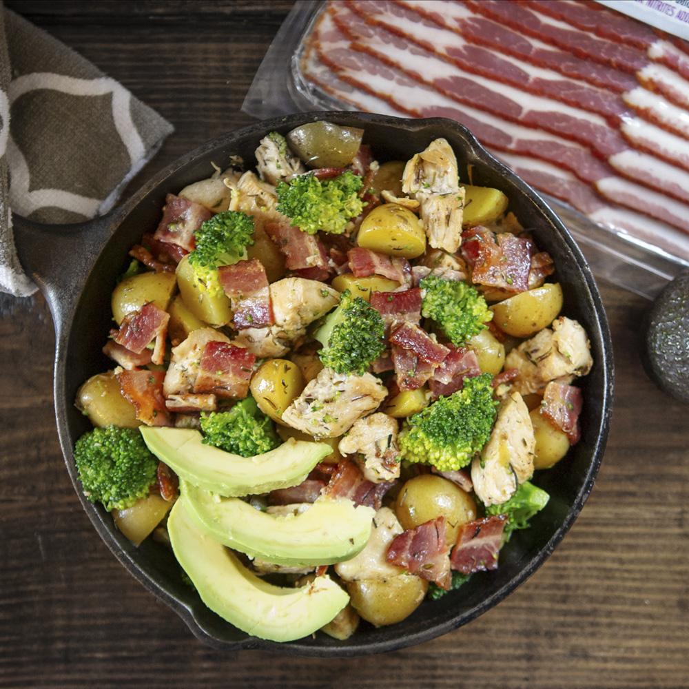 Uncured No Sugar Bacon Nature's Rancher Recipe