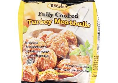 Nature's Rancher Turkey Meatballs
