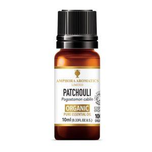 Amphora Aromatics Patchouli Organic Essential Oil