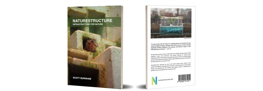 NatureStructure: Infrastructure designed for Nature
