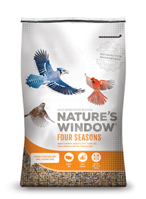Image of Nature's Window Four Seasons - Front View