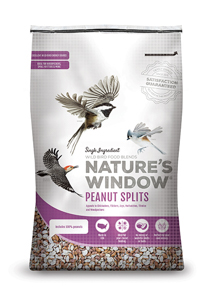 Image of Nature's Window Peanut Splits - Front View