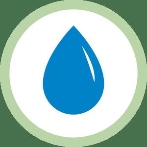 Bird feeding tips - water icon