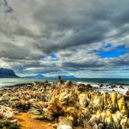 Betty's Bay outside Cape Town