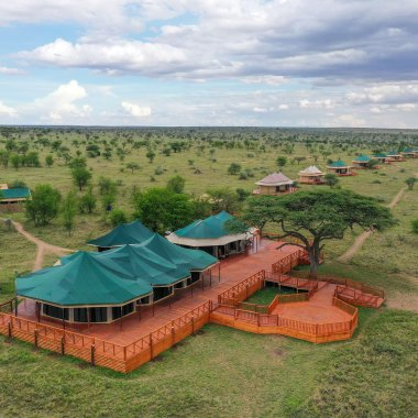 Accommodation-in-central-Serengeti