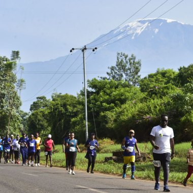 Kilimanjaro Marathon with Tanzania Safari
