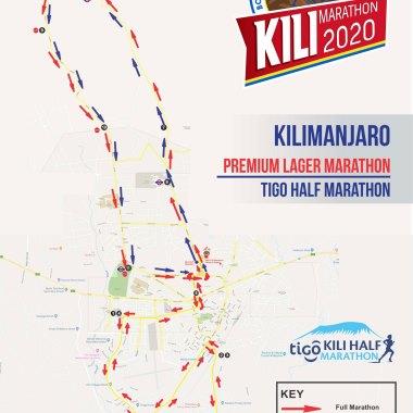 Kilimanjaro Marathon Tanzania Safari