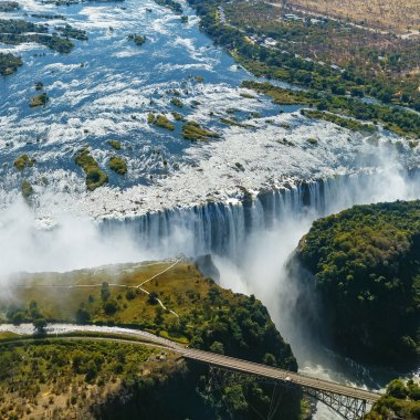 Nambia Chobe Vic Falls