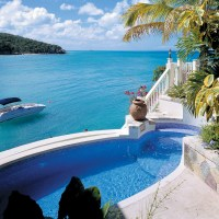 Tranquility at Antigua's Blue Waters Resort & Spa