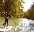 paddle en riviere La Loue Ain