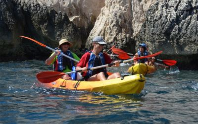 Kayak de mer, pour tous !