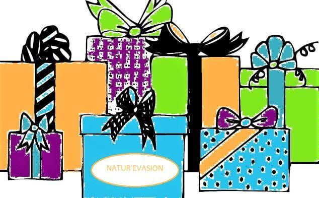 La carte cadeau pour soutenir Natur'Evasion