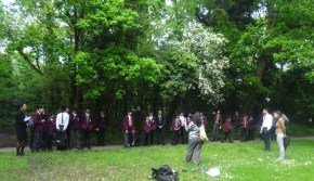 Streatham Common nature survey by students