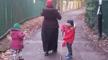 Free Fern Lodge Estate Forest school activity Streatham Common Lambeth-11