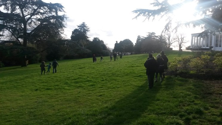 Free Fern Lodge Estate Forest school activity Streatham Common Lambeth-12