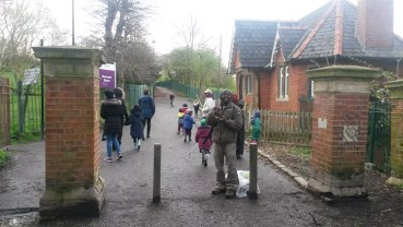 Free Fern Lodge Estate Forest school activity Streatham Common Lambeth-7