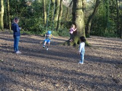 Second free forest school after school activity at Fern Lodge Estate Lambeth-2