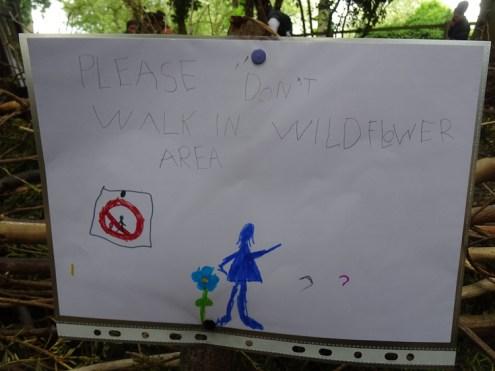 Free family nature activity Knights Hill Wood Lambeth London-12