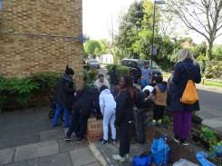 Free Fern Lodge Lambeth Forest School after school children gardening activity-2