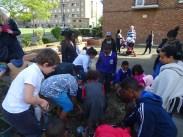 Free Fern Lodge Lambeth Forest School after school children gardening activity-3
