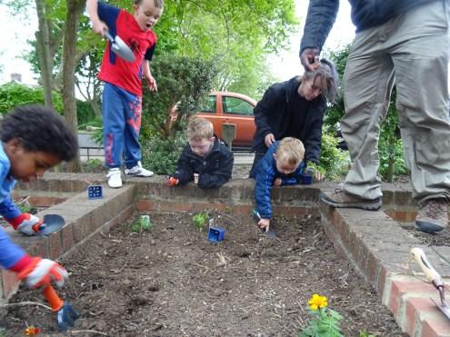 Free after school forest School Fern Lodge Lambeth London-9