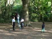 Free after school forest school Fern Lodge Streatham Common Lambeth London-17