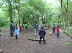 Free after school forest School Lambeth London-4